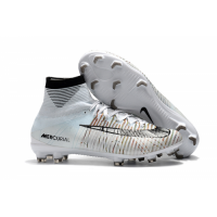NK Mercurial Superfly CR7 Vitórias FG boots-White picture and image