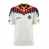 1994 West Germany Retro Home Soccer Jersey Shirt picture and image