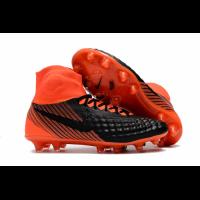 NK Magista Obra II Soccer Cleats-Orange&Black picture and image