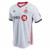 2018 Toronto FC Away White Soccer Jersey Shirt picture and image