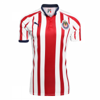 18-19 Deportivo Guadalajara Home Jersey Shirt picture and image