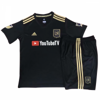 2018 Los Angeles FC Home Children's Jersey Kit(Shirt+Short) picture and image