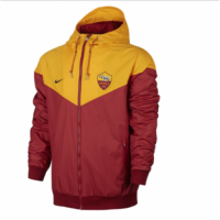 18-19 Roma Yellow&Red Hoody Jacket picture and image