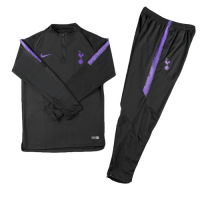 Kids 18-19 Tottenham Hotspur Sweat Shirt Kit(Top+Trouser) picture and image