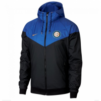18-19 Inter Milan Blue&Black Hoody Jacket picture and image