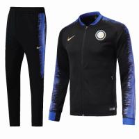 18-19 Inter Milan Black&Blue Training Kit(Jacket+Trouser) picture and image