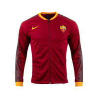 18-19 Roma Red V-Neck Training Jacket picture and image