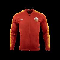 18-19 Roma Orange V-Neck Training Jacket picture and image
