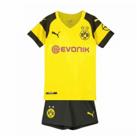 18-19 Borussia Dortmund Home Children's Jersey Kit(Shirt+Short) picture and image