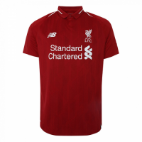 18-19 Liverpool Home Soccer Jersey Shirt picture and image