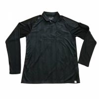 18-19 Liverpool Blackout Long Sleeve Soccer Jerseys Shirt picture and image