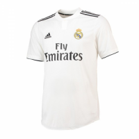 18-19 Real Madrid Home Soccer Jersey Shirt(Player Version) picture and image