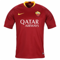 18-19 Roma Home Soccer Jersey Shirt picture and image