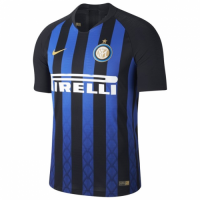 18-19 Inter Milan Home Navy&Black Soccer Jersey Shirt(Player Version) picture and image