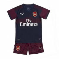 18-19 Arsenal Away Children's Jersey Kit(Shirt+Short) picture and image