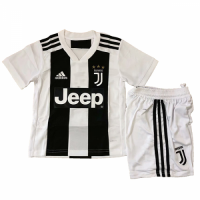 18-19 Juventus Home Children's Jersey Kit(Shirt+Short) picture and image