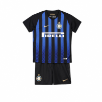 18-19 Inter Milan Home Children's Jersey Kit(Shirt+Short) picture and image