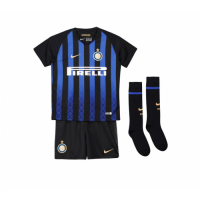 18-19 Inter Milan Home Children's Jersey Whole Kit(Shirt+Short+Socks) picture and image