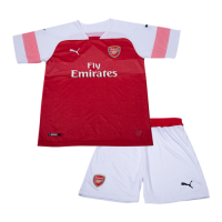 18-19 Arsenal Home Children's Jersey Kit(Shirt+Short) picture and image