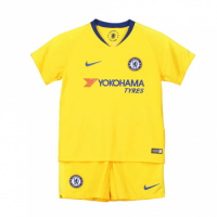 18-19 Chelsea Away Children's Jersey Kit(Shirt+Short) picture and image