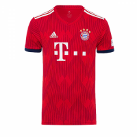 18-19 Bayern Munich Home Jersey Shirt(Player Version) picture and image