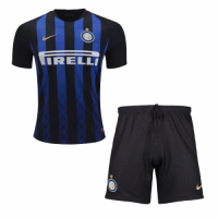 18-19 Inter Milan Home Soccer Jersey Kit(Shirt+Short) picture and image