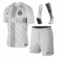 18-19 Inter Milan Third Away Gray Soccer Jersey Shirt picture and image