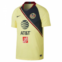 18-19 Club America Home Soccer Jersey Shirt picture and image