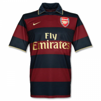07-08 Arsenal Third Away Retro Soccer Jerseys Shirt picture and image