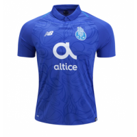 18-19 Porto Third Away Blue Soccer Jersey Shirt picture and image