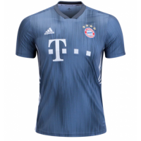 18-19 Bayern Munich Third Away Navy Jersey Shirt(Player Version) picture and image