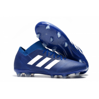 AD Nemeziz Messi 18.1 FG Soccer Cleats-Blue picture and image