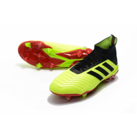 AD Predator 18+ FG boots-Fluorescent Green picture and image