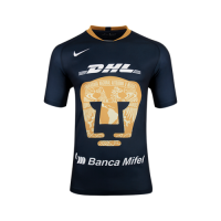 2019 UNAM Pumas Third Away Black Soccer Jerseys Shirt picture and image