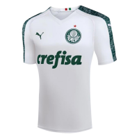 2019 Palmeiras Away White Soccer Jerseys Shirt picture and image